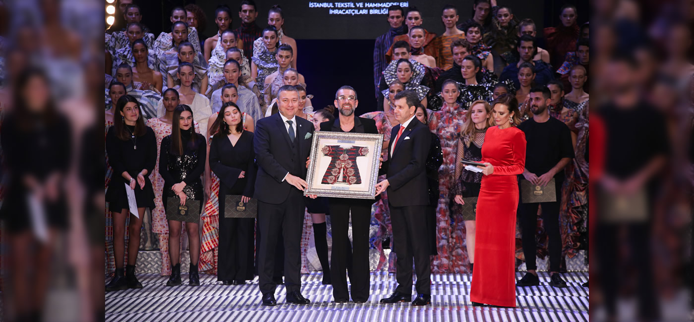The 13th Istanbul International Fabric Design Contest 2018 Final Image 1