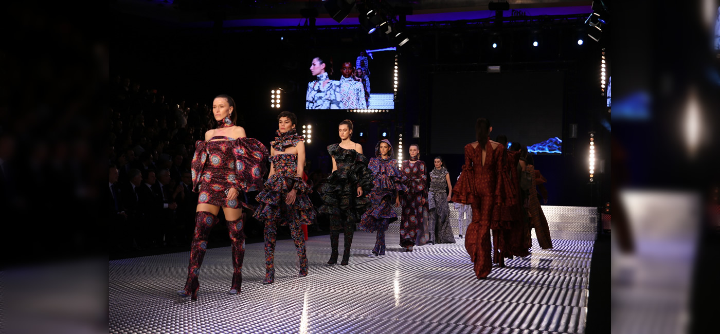 The 13th Istanbul International Fabric Design Contest 2018 Final Image 7