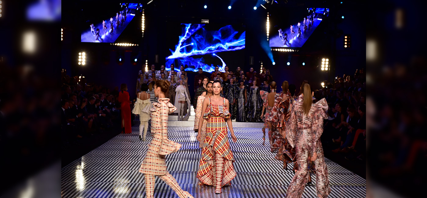 The 13th Istanbul International Fabric Design Contest 2018 Final Image 8