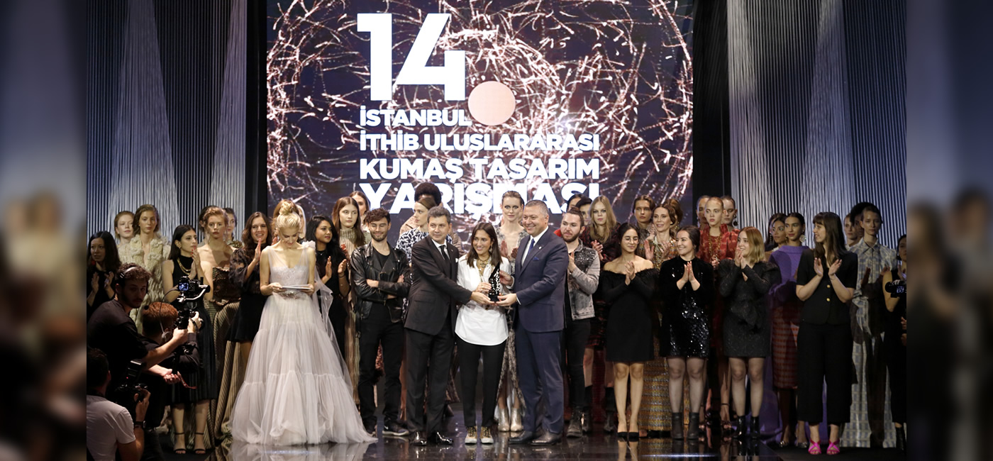 The 14th Istanbul İTHİB International Fabric Design Contest - 1